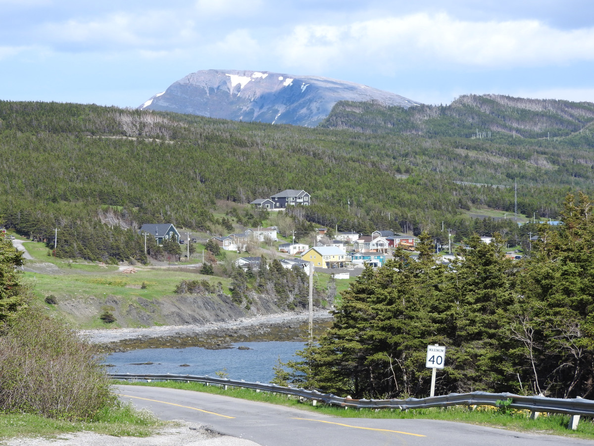 Gros Morne Mountain, , Scenic Attraction