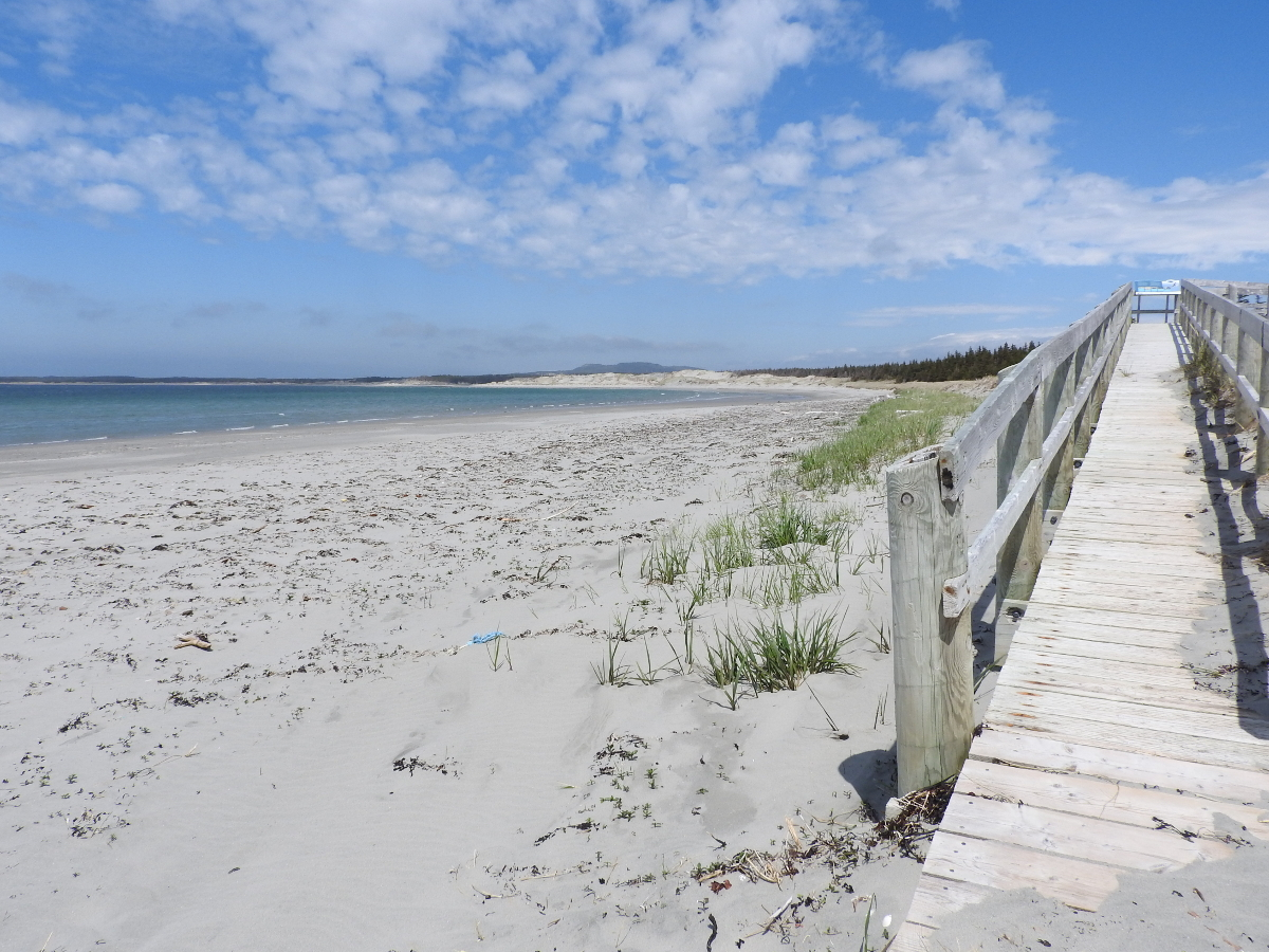 Shallow Bay Beach - Cow Head, , Scenic Attraction